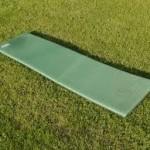 flarttened mattress
